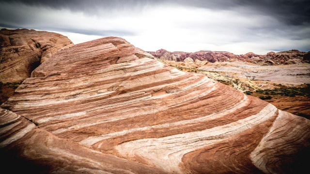 The Fire Wave Trail Valley of Fire State Park Nevada