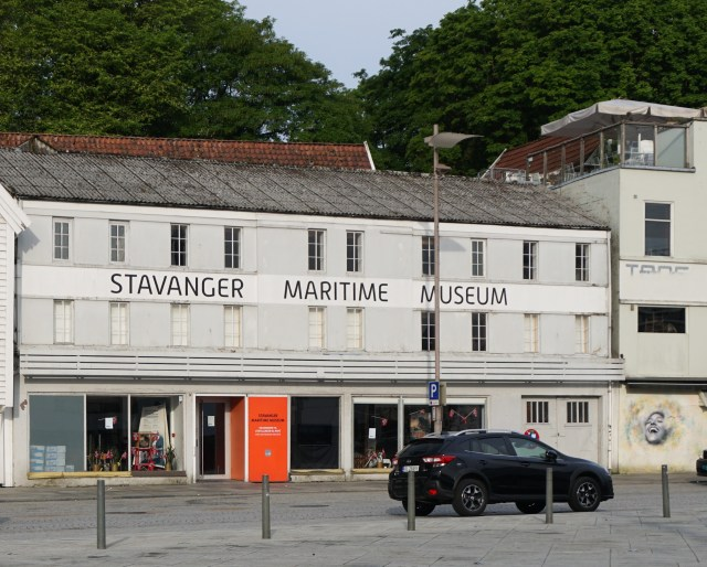 Stavanger Maritime Museum Stavanger Norway