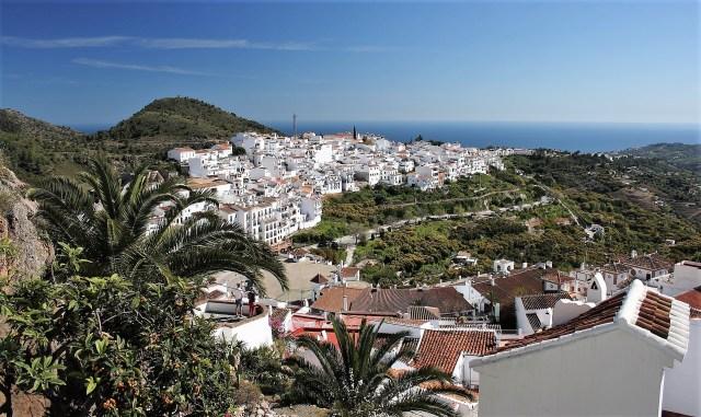 Frigiliana, Andalusia, Spain