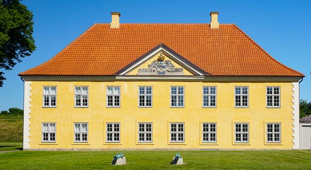 Commander's House Kastallet Copenhagen Denmark