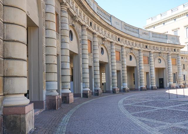 The Royal Palace, Stockholm Sweden