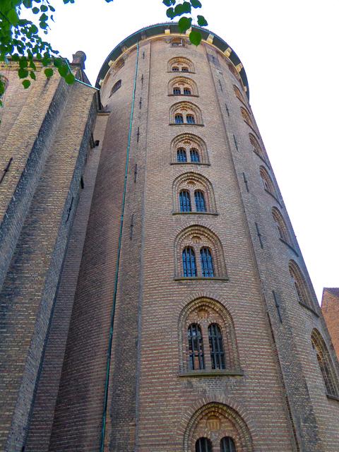 Round Tower Copenhagen Denmark