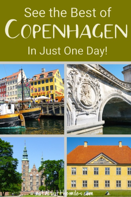 See the best of Copenhagen, Denmark, in just one day! From palaces to gardens and churches to museums, Copenhagen makes for a wonderful destination!
