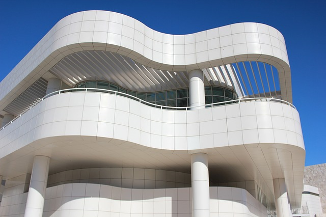 Getty Center Los Angeles California