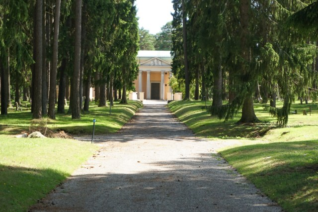 Seven Springs Way Woodland Cemetery