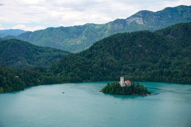 Lake Bled Slovenia