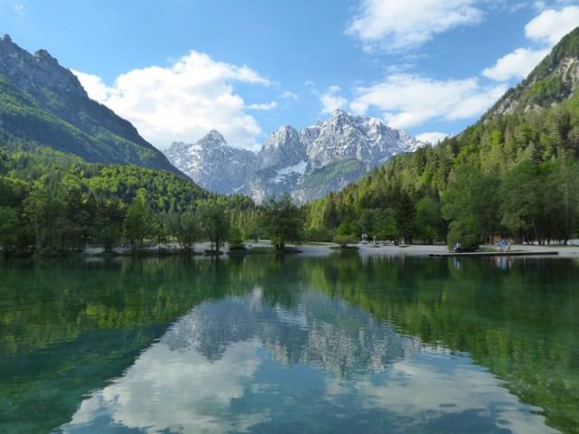 Lake Jasna Slovenia