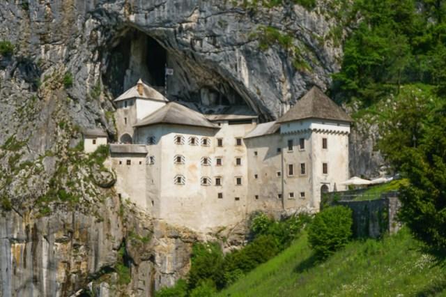Predjama Castle in Slovenia is a must-visit!