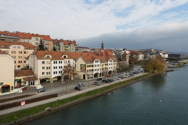Old Town Maribor Slovenia