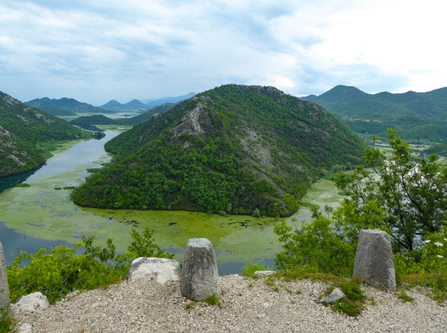 The Pavlova Strana viewpoint in Montenegro is a popular photo spot