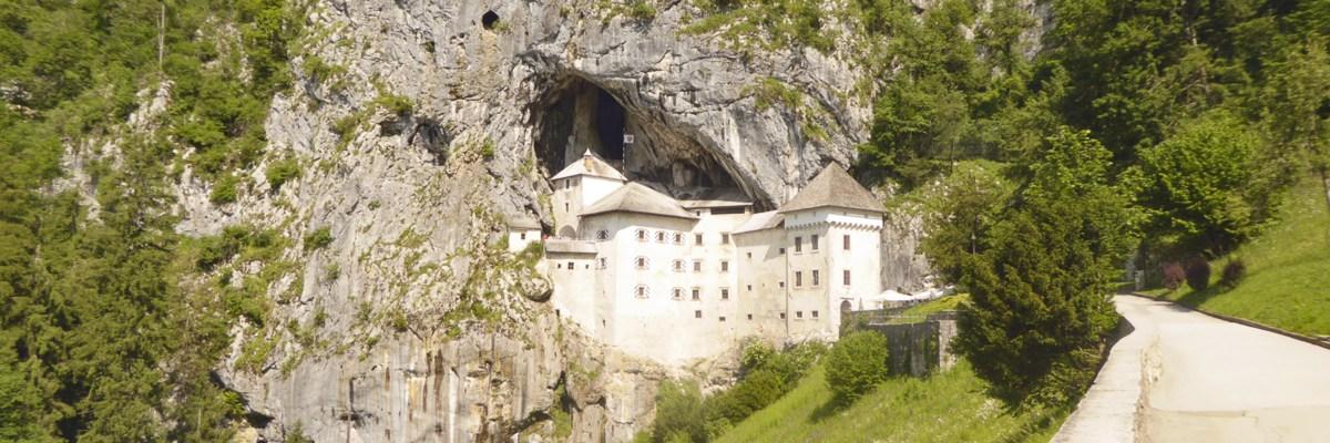Visit Predjama Castle and Postojna Cave on a Day Trip!