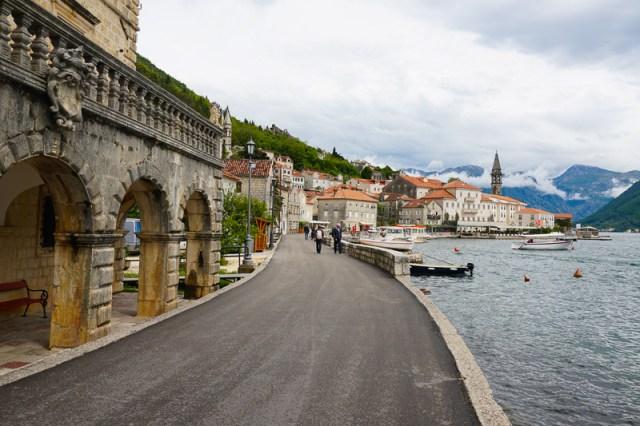 Waterfront Perast Montenegro