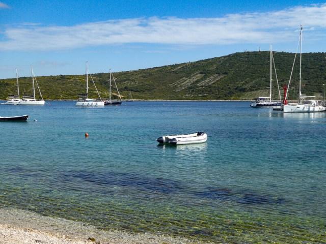 Primosten Croatia waterfront