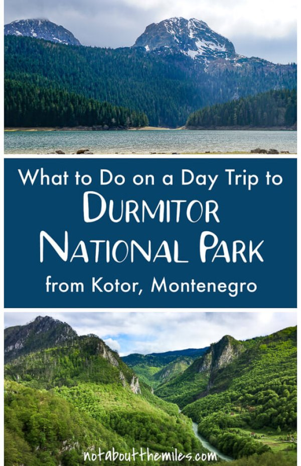 Discover the best things to do on a day trip to Durmitor National Park from Kotor, Montenegro! Visit the Ostrog Monastery, admire Black Lake, and walk on the Tara Canyon Bridge!