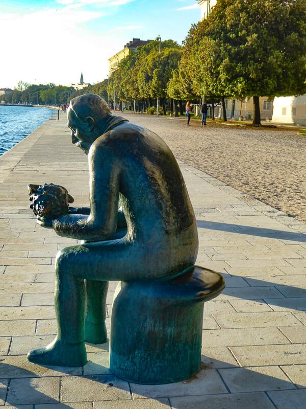 Zadar Waterfront Croatia