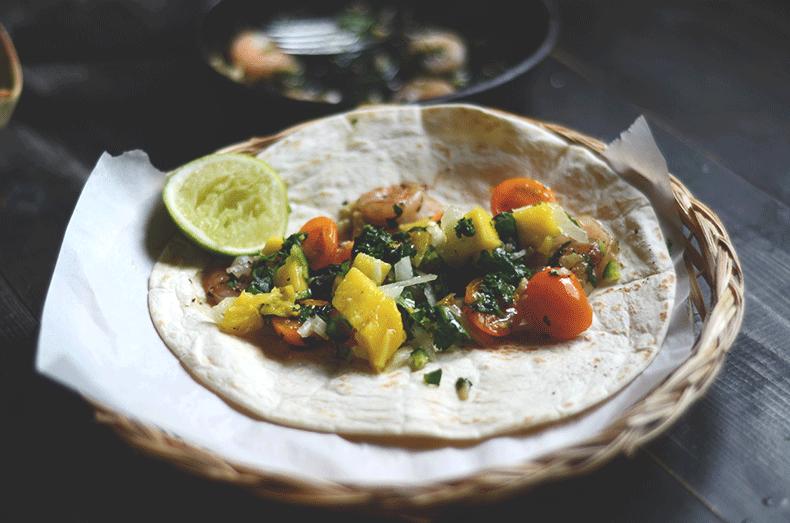 Butter-shrimp-tacos