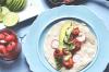 Tandoori shrimp taco recipe