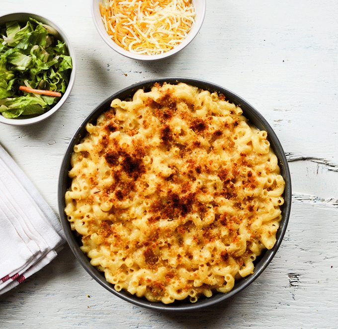 Best and easiest mac and cheese recipe with an Indian twist