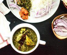 Best Indian paneer palak recipe or saag paneer recipe