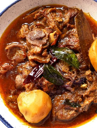 Best goat curry recipe