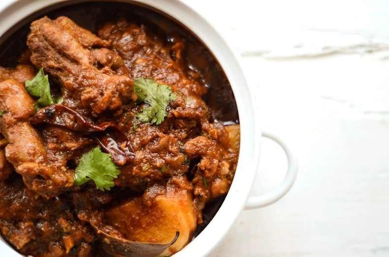 Quick chicken curry recipe Indian