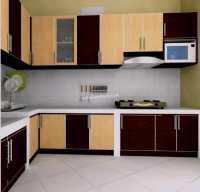 Kitchen Set Minimalis Rumah Mungil di Area Terbatas - Nota ...