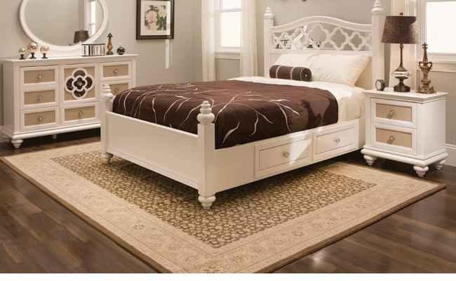 12 Model Kamar Tidur Dengan Furniture Lengkap Dan