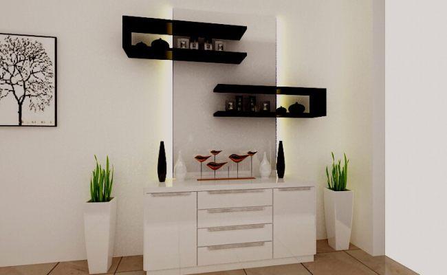 Furniture Minimalis Pajangan Memanfaatkan Ruang Kosong