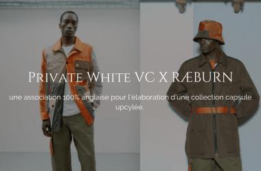 Private White VC et RÆBURN