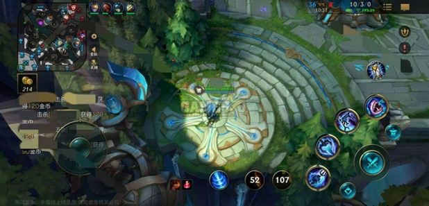 League of Legends: LoL Wild Rift Video Test appears to help players understand the game mechanics 1