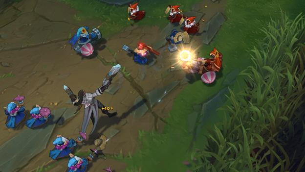League of Legends: LoL Wild Rift Video Test appears to help players understand the game mechanics 3
