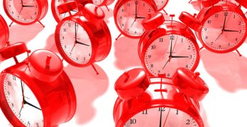 Talk O'Clock, crowd sourcing your wake up calls