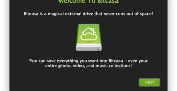 Bitcasa Updates client, Finally ads Bandwidth Throttling