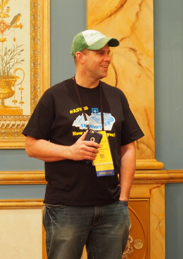 Shawn Collins, co-founder of Affiliate Summit