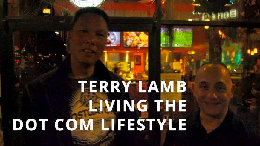 Terry Lamb and John Chow
