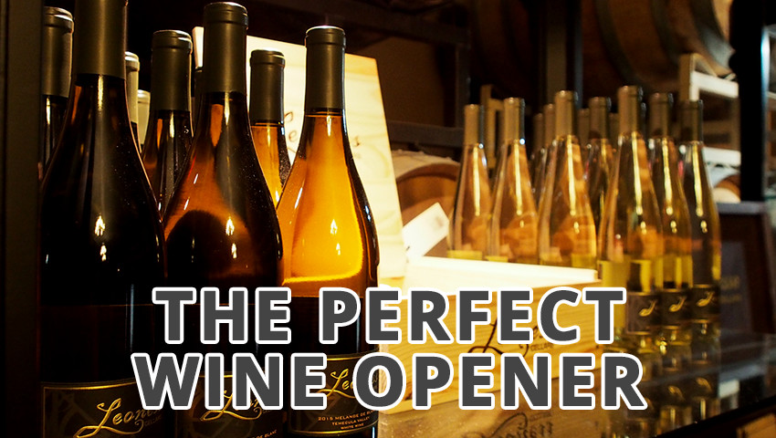 The Perfect Wine Opener Review Cover Photo