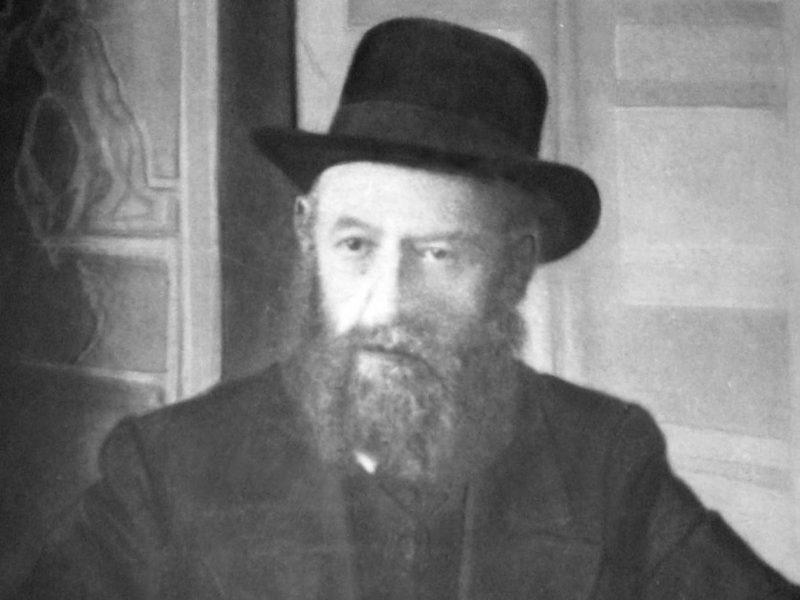 A Teaching of the Rebbe Rashab