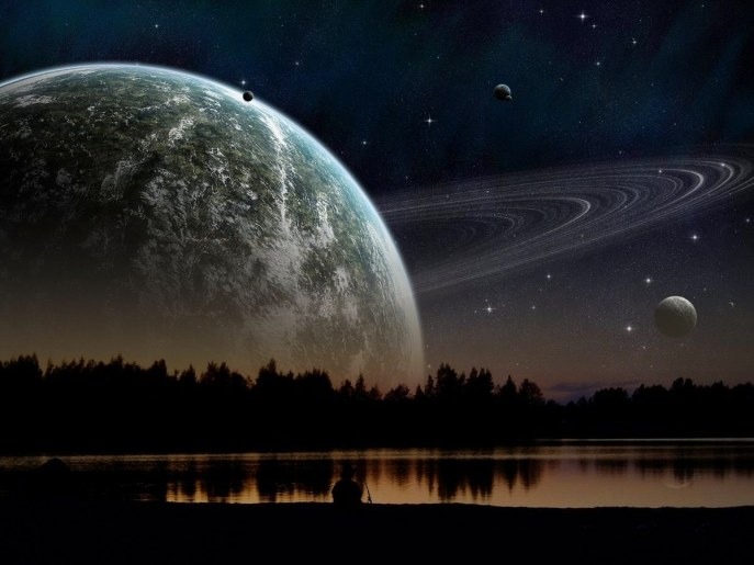 Planetary Landscape