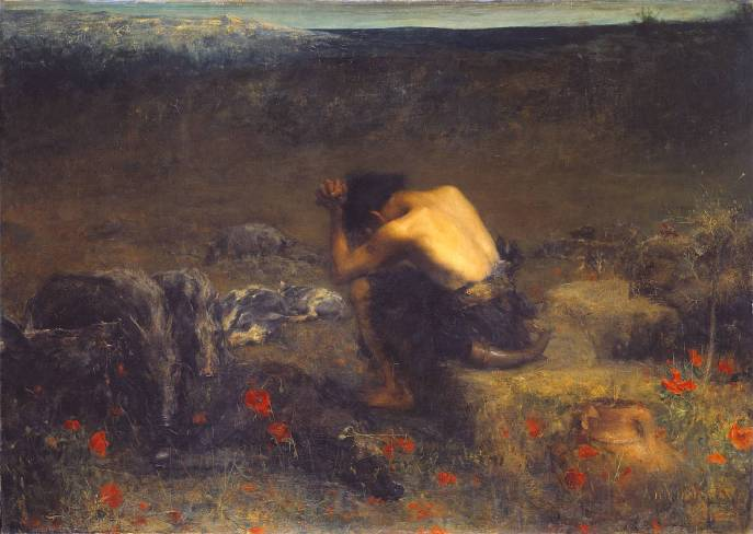 """The Prodigal Son"" - John Macallan Swan"