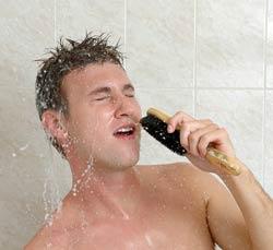Shower Singing