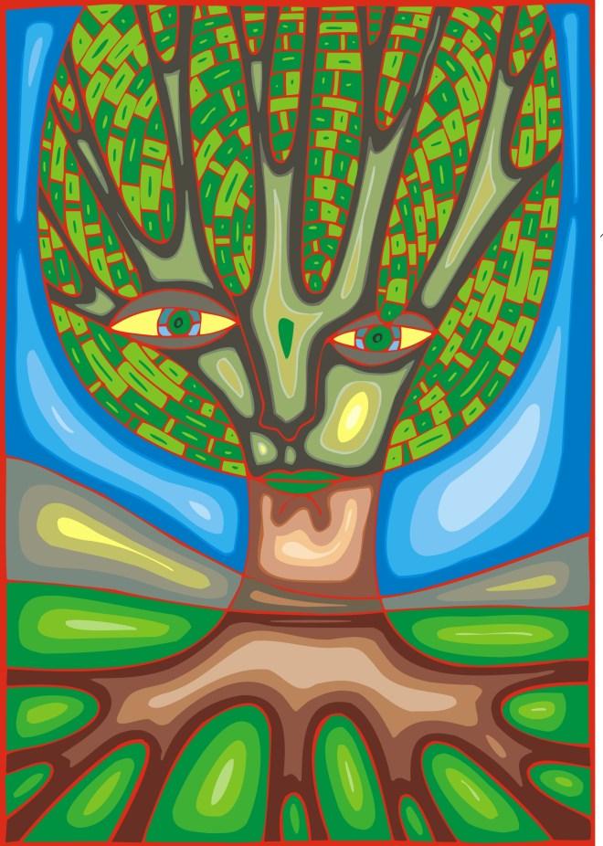 Cat-Eyed Tree