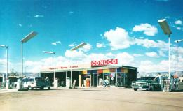 conoco 1960 pleasantfamilyshopping