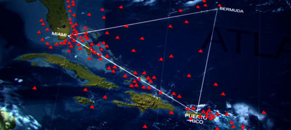 Le triangle de Bermudes