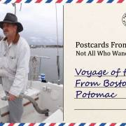 Voyage of the Argo - Boston to the Potomac
