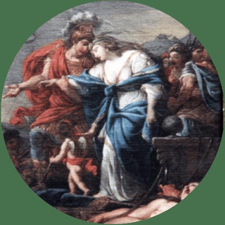 Briseis Priestess of Apollo