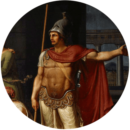 Prince Hector of Troy