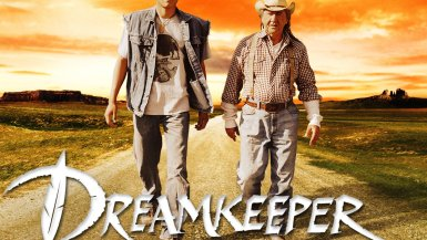 Dreamkeeper is a 2003 film written by John Fusco and directed by Steve Barron. The film recounts 10 Indian legends from the from the Cheyenne, Pawnee, Lakota, Blackfeet, Kiowa, Mohawk and Crow tribes.
