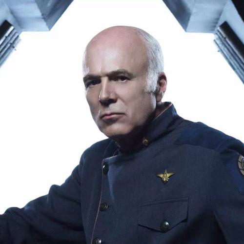Colonel Saul Tigh