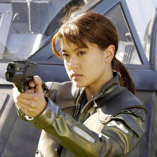 Lieutenant Sharon Valerii (Boomer)