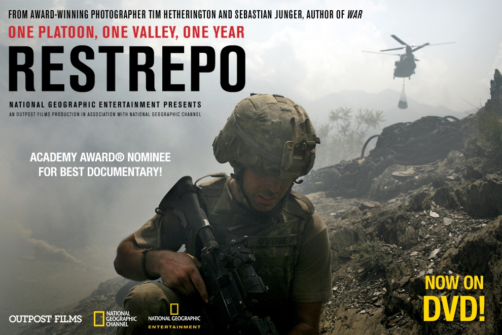 Restrepo – Documenting a Modern Empire on the March